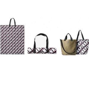 NWT VS PINK Picnic Blanket and Bags Set